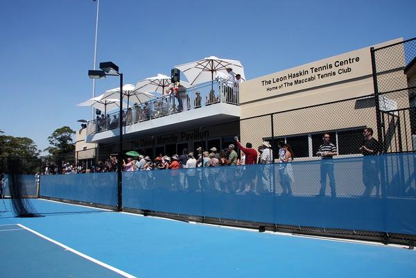 Maccabi tennis